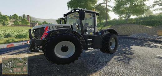 Photo of FS19 – Jcb Fastrac 4220 Limited Edition V1