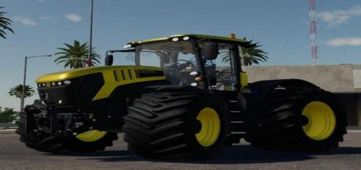 Photo of FS19 – Jcb Fastrac 8330 Tractor V1.0.0.7