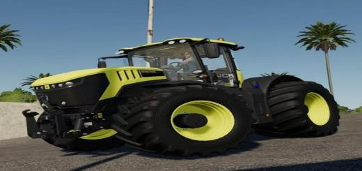Photo of FS19 – Jcb Fastrac 8330 Tractor V1.0.0.8