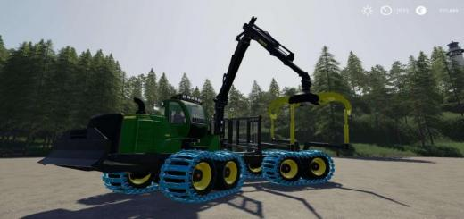 Photo of FS19 – John Deere 1910G With Als-T V1.2