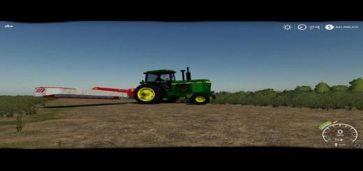 Photo of FS19 – John Deere 4640 Tractor V1