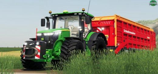 Photo of FS19 – John Deere 7R V1.1