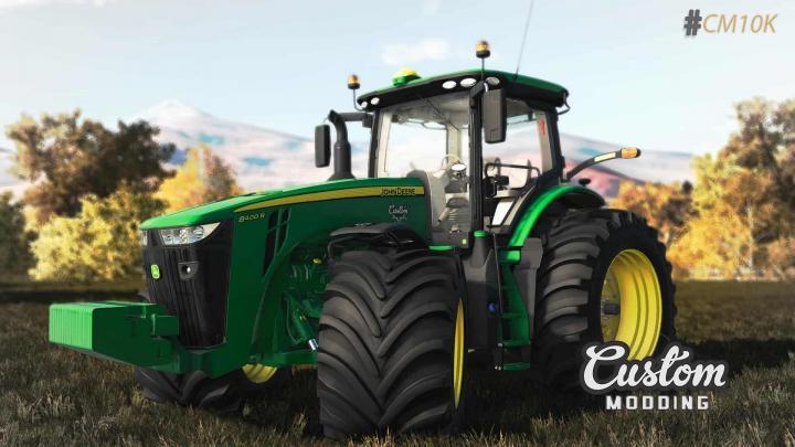 FS19 - John Deere 8R V1