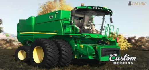 Photo of FS19 – John Deere S700 V1