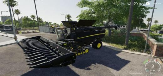 Photo of FS19 – John Deere S790 Harvester