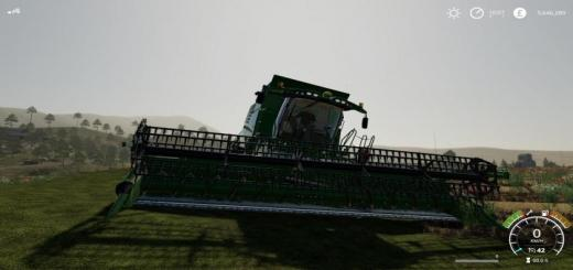 Photo of FS19 – John Deere T570 Fazenda 3F V1.1.1