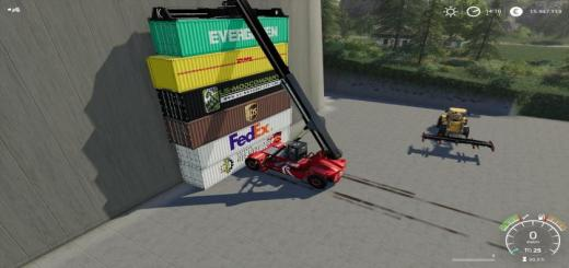 Photo of FS19 – Kalmar Drf450 60S5 V1.0.0.2
