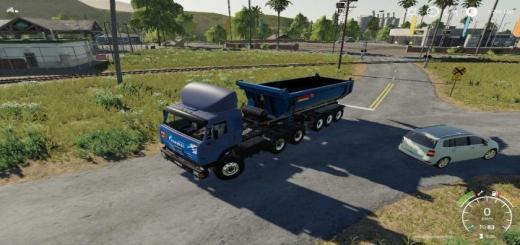 Photo of FS19 – Kamaz 54115 Truck V2