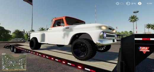 Photo of FS19 – Kentucky Derby-1966 C10 Fixed V1.2