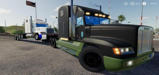 Photo of FS19 – Kentucky Derby-Freightliner Classic V1