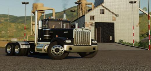Photo of FS19 – Kenworth W900A 1776 Truck V1