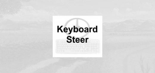 Photo of FS19 – Keyboardsteer V1 Beta