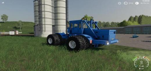 Photo of FS19 – Kirovets K-700A Tractor V1