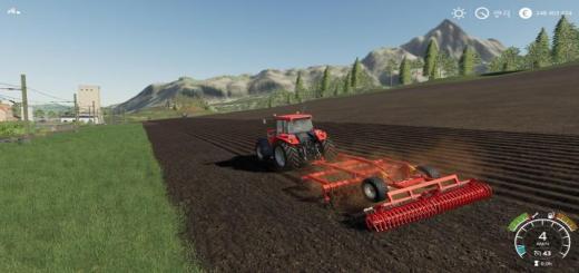 Photo of FS19 – Knoche Maxi Sem 4M Cultivator V1