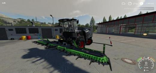 Photo of FS19 – Krone Pack Bigx1180 & X-Collect900-3 – Multicolor V1.1