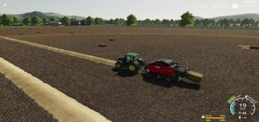 Photo of FS19 – Kuhn Lsb1290 V1