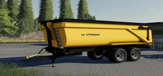 Photo of FS19 – La Littorale (21T) V1
