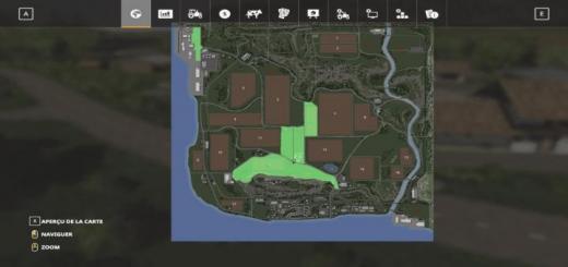 Photo of FS19 – Landfields Map V1