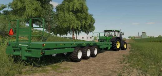 Photo of FS19 – Laumetris Ptl-20R V1