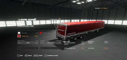 Photo of FS19 – Lodeking Distinction Xm V1.2