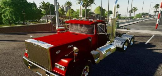 Photo of FS19 – Mack Superliner Daycab 1980\'s V1.1