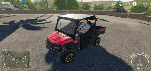 Photo of FS19 – Mahindra Retriever Cab V1