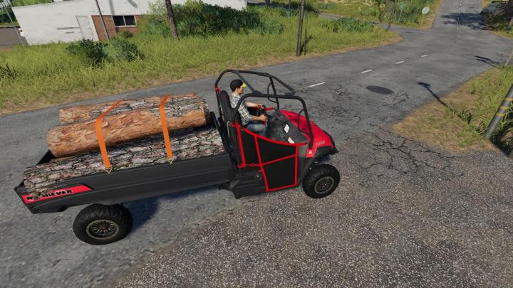 FS19 - Mahindra Retriever Longbox V2