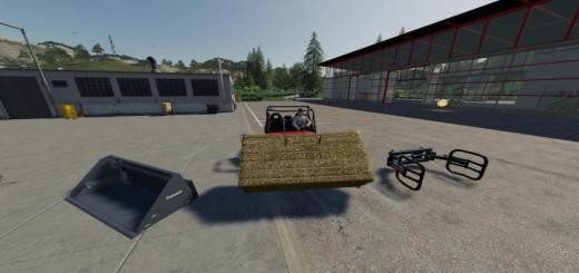Photo of FS19 – Mahindra Retriever Utility Model V2