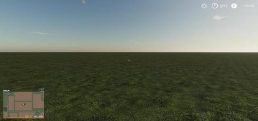 Photo of FS19 – Map Template V1.0.0.2