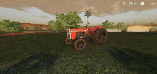 Photo of FS19 – Massey Ferguson 265 Tractor V1