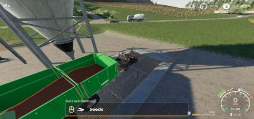 Photo of FS19 – Material Storage Silo V1.2