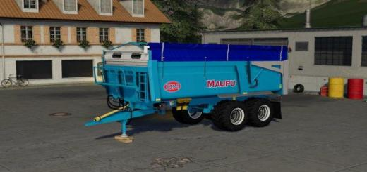 Photo of FS19 – Maupu 16T + 18T + 24T Evo V1