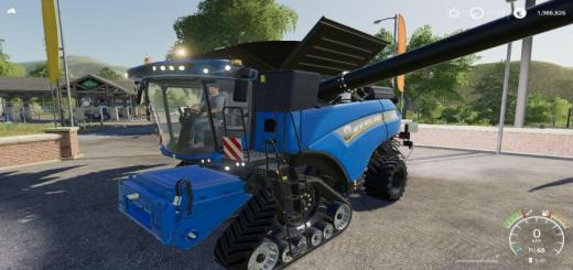 Photo of FS19 – New Holland Cr1090 Harvester