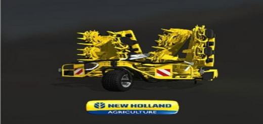 Photo of FS19 – New Holland Sfi 900 10M Poplar V1