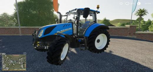 Photo of FS19 – New Holland T5 Gebraucht V1