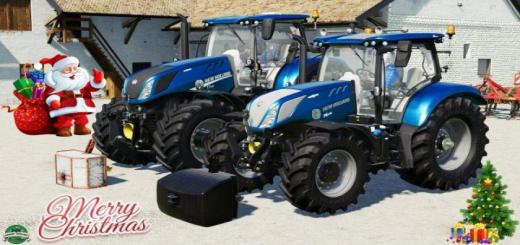 Photo of FS19 – New Holland T6 Blue Power V1.1