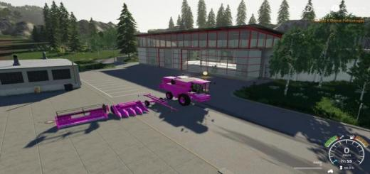 Photo of FS19 – New Holland Tx32 Snuedition V1