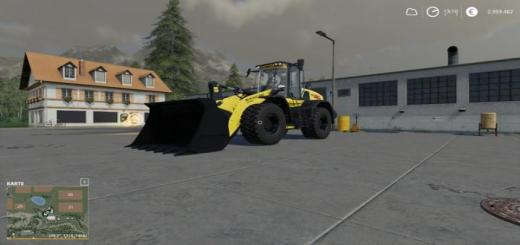 Photo of FS19 – New Holland W190D Multicolor V1