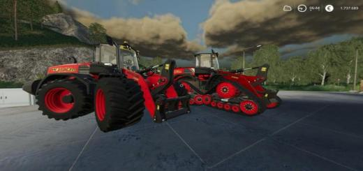 Photo of FS19 – New Holland W190D Wheel Loader – Metallicedit V1.1