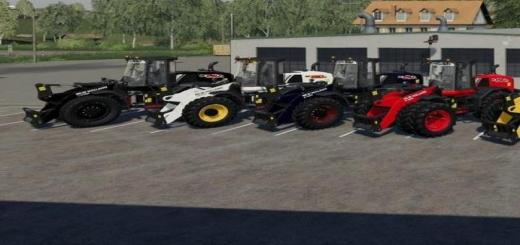Photo of FS19 – New Holland Wheel Loader By Alex Blue V1.0.0.1 Beta