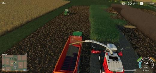 Photo of FS19 – Pappel Und Zuckerrohr Pack V1