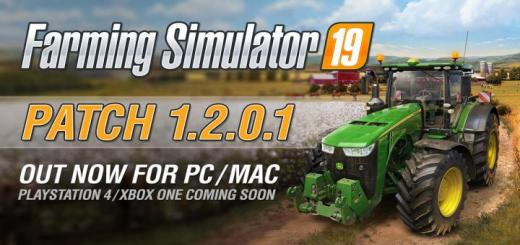 Photo of FS19 – Patch 1.2.0.1 For Pc & Mac