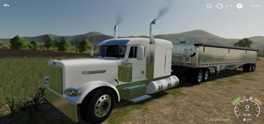 Photo of FS19 – Peterbilt 379 Truck V1