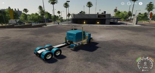 Photo of FS19 – Peterbilt 379 Truck V2