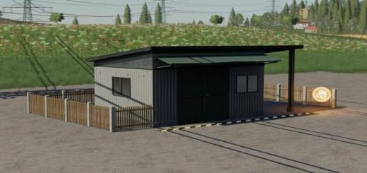 Photo of FS19 – Placable Fence Package V1