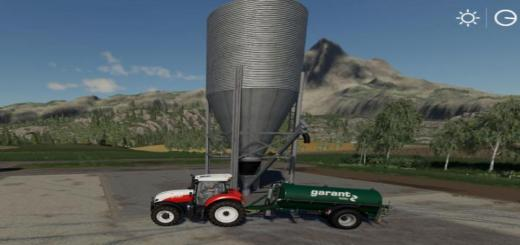 Photo of FS19 – Placeable Agro Sell Store V1.3