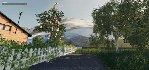 Photo of FS19 – Placeable Christmas Tree Beta