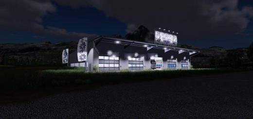 Photo of FS19 – Placeable Halle 2018 V1