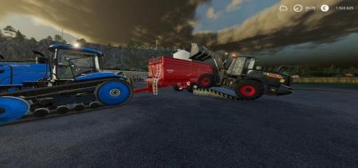 Photo of FS19 – Placeable Loading Ramp V1