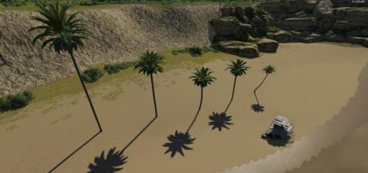 Photo of FS19 – Placeable Palms V1